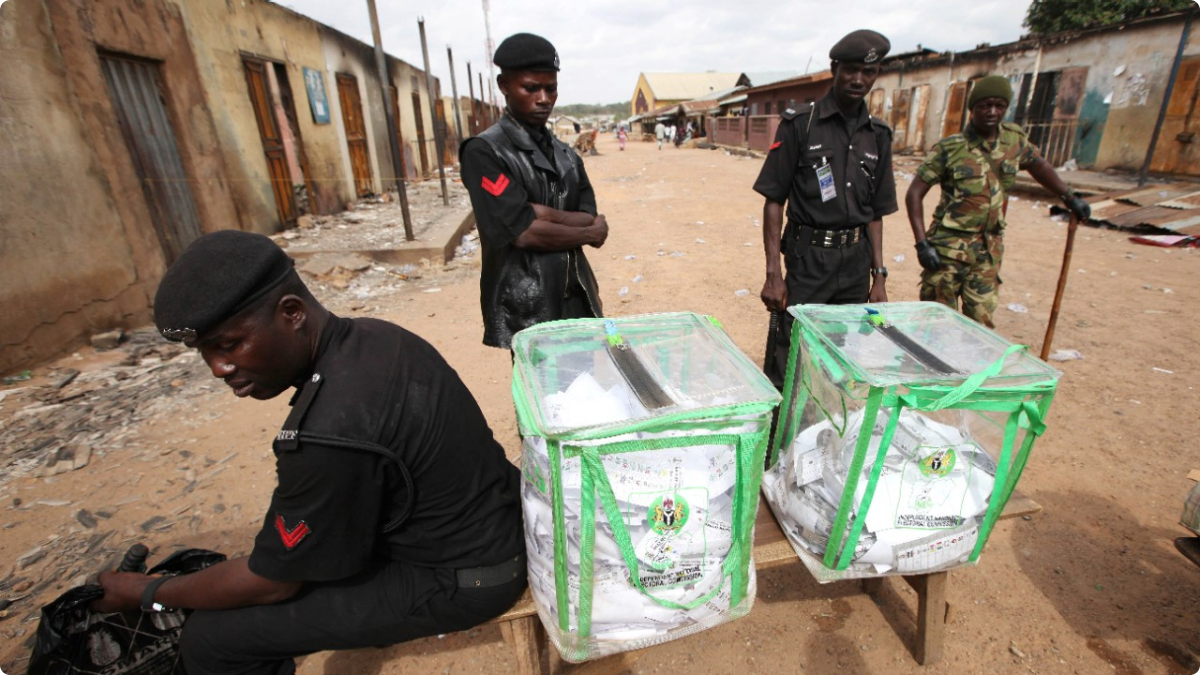 Nigeria 2015 Election Preview – Are Nigerians willing to ...